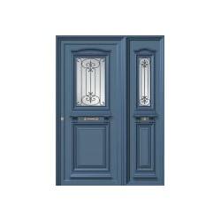 Παραδοσιακές πόρτες κύριας εισόδου Alfa 1000